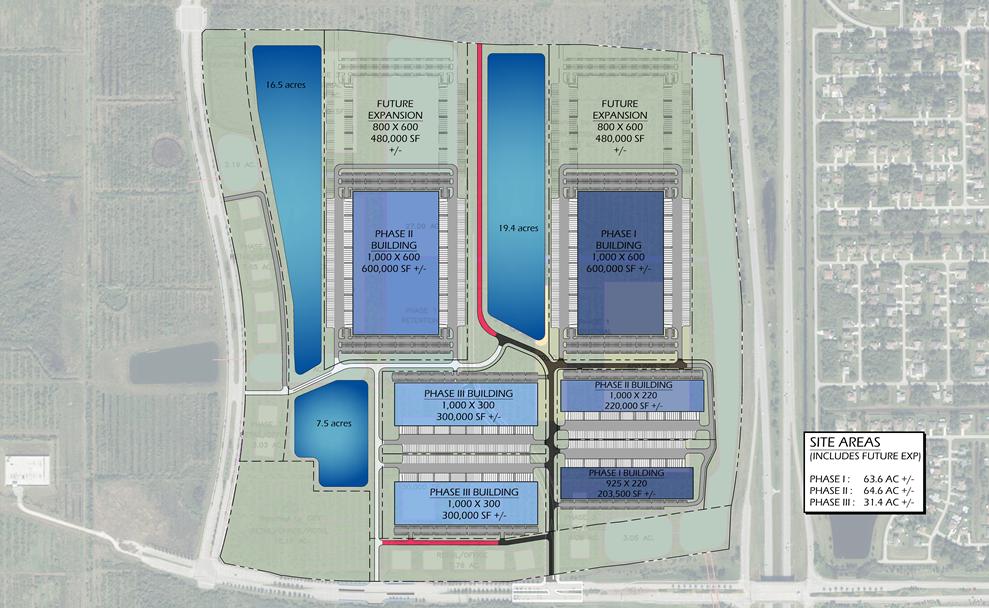 Sansone-Site Plan Layout 031820