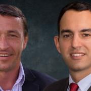 agora real estate group's elias patsalos and michael bibr
