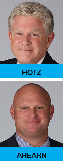 Butters Realty & Management Industrial Brokerage Team-Tom Hotz and Brian Ahearn