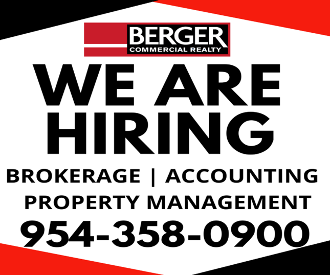 Berger Ad-We Are Hiring 336x280